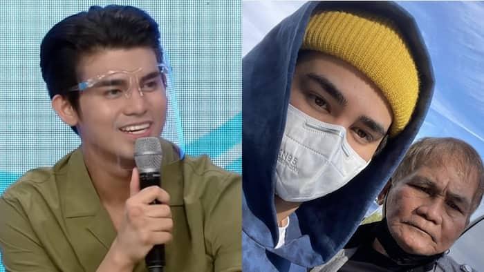"""Iñigo Pascual, binilhan ang kanyang lolo ng farm sa Rizal: """"Lolo's boy kasi talaga ako"""""""