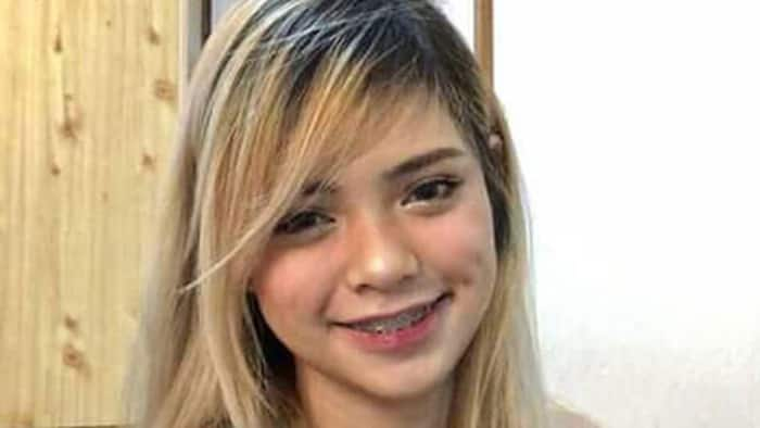 Katrina Paraiso Simangan, the alleged owner of Loisa's alleged 'video scandal'