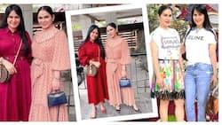Jinkee Pacquiao at Janet Jamora, agaw-pansin sa kanilang pretty at fab OOTD