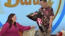 Karla Estrada's emotional b-day surprise from boyfriend Jam Ignacio goes viral