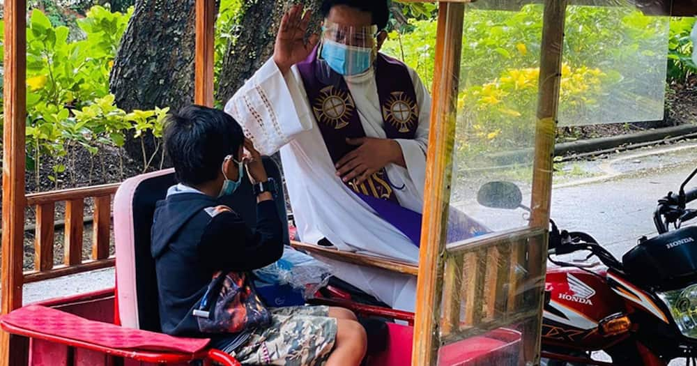 """Priest launches """"mobile kumpisalan"""" to reach the Catholic faithful in Batanes"""