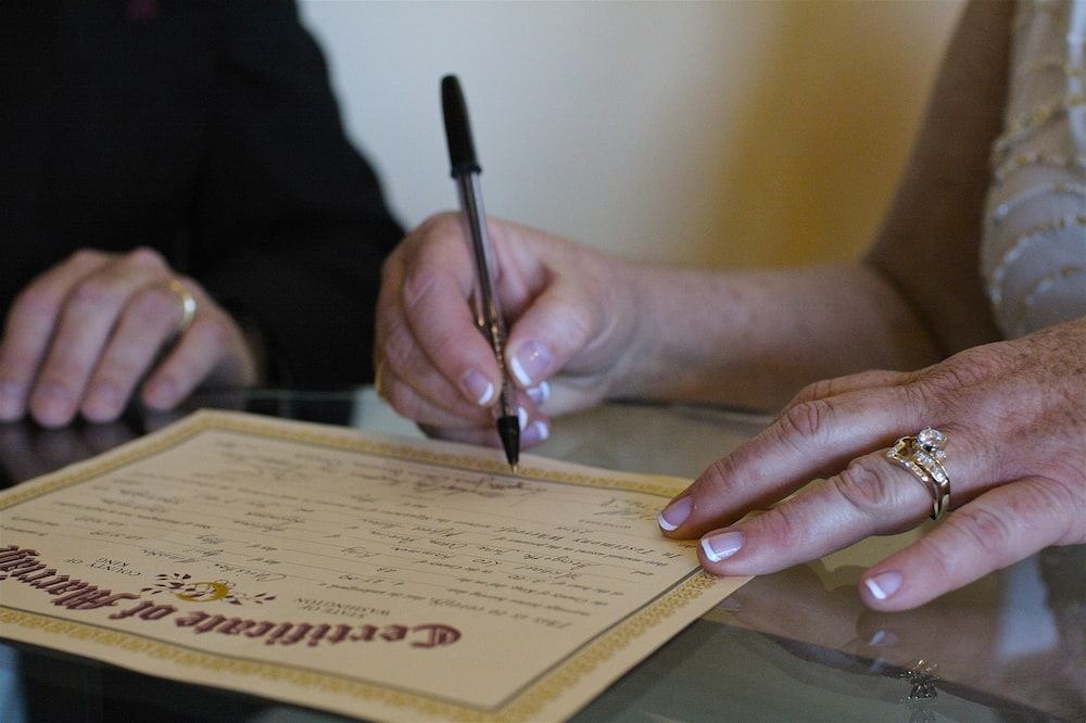 Marriage certificate Philippines 2020