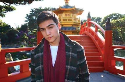 Former PBB housemate Marco Gallo now becomes a certified model in Italy