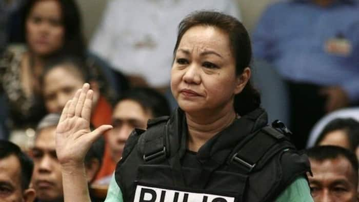 Janet Napoles gets included in freed convicts list; DOJ waits for explanation