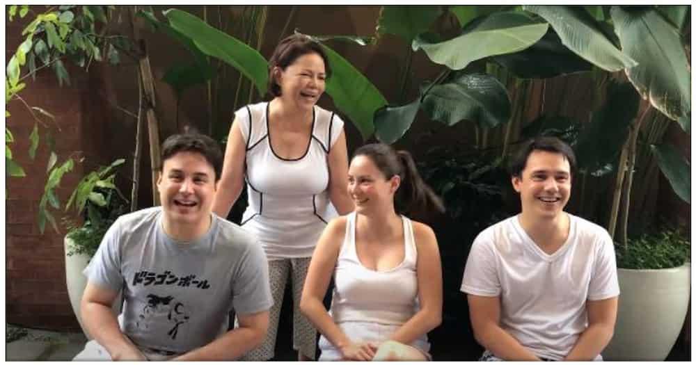 Pichon, Cheska at Patrick Garcia, kumasa sa 'Who's Who' challenge