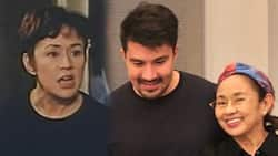 Luis Manzano kids Vilma Santos-Recto with 'Anak' version of her Binibining Pilipinas Q&A