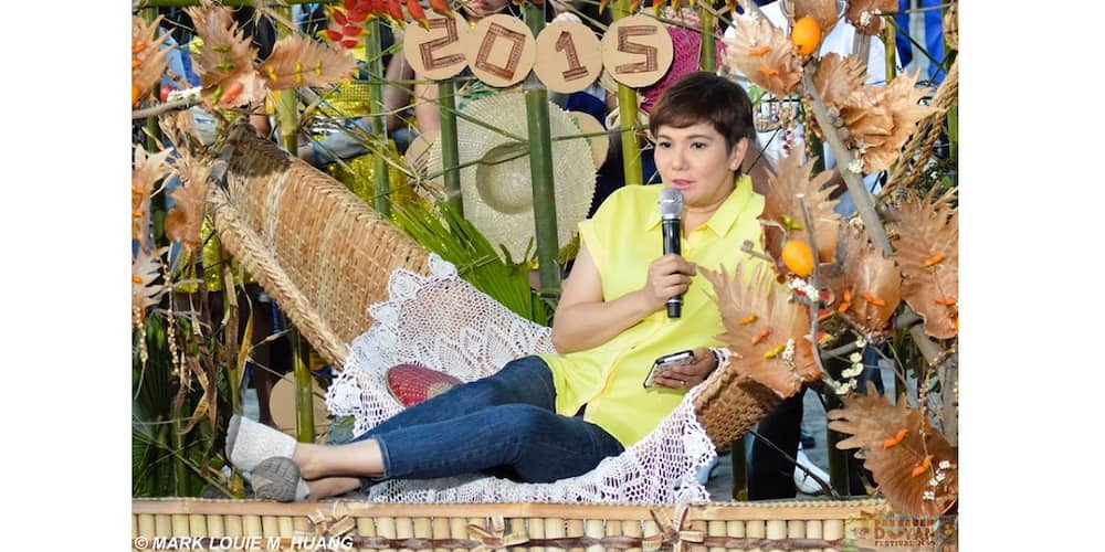 Amy Perez lauds housewives, househusbands, maids in a post