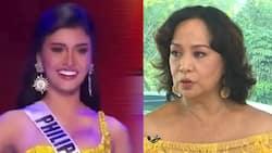 Miss Universe 1969 Gloria Diaz, nagpakita ng suporta kay Rabiya Mateo