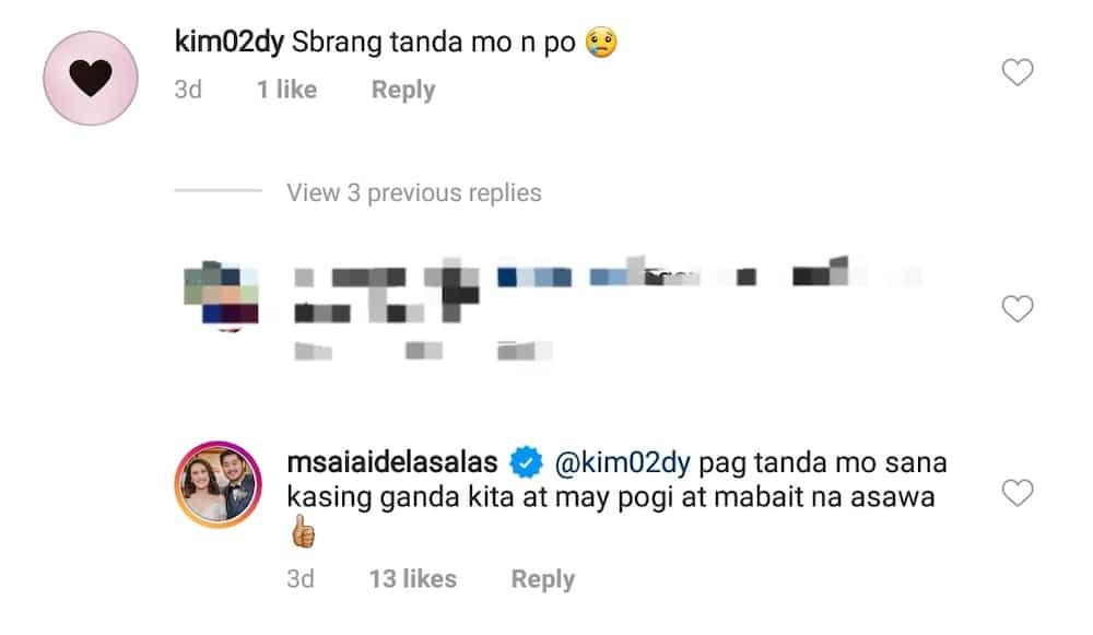 Ai-Ai delas Alas takes swipe at basher who said she is 'sobrang tanda'
