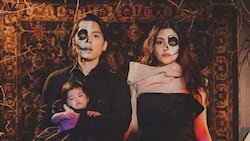 Carlo Aquino's Vintage Halloween pictorial with family goes viral