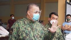 PNP Chief Debold Sinas patuloy sa layuning pagbabawas ng timbang