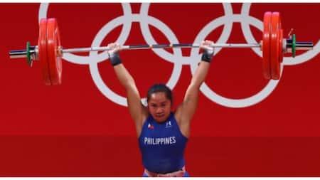 Hidilyn Diaz, patuloy na sasabak sa iba pang weightlifting competition