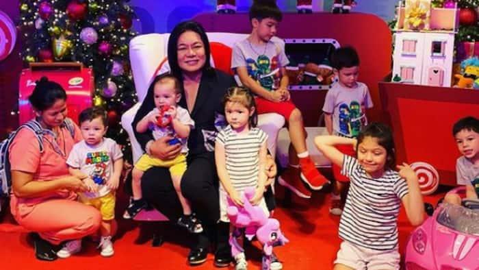 Surrogate mom ng 8 kids ni Joel Cruz, lumuluha tuwing hihiwalay sa mga anak