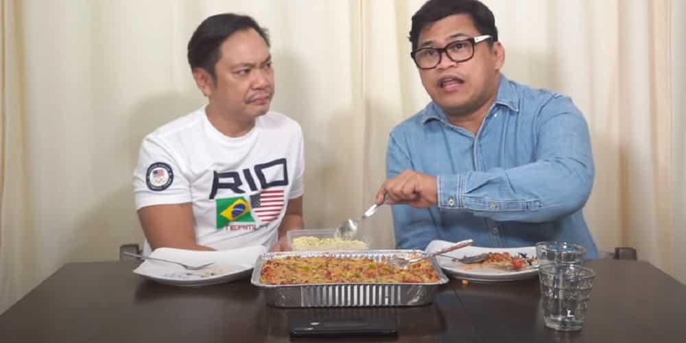 Ogie Diaz, pinag-tripan ang food business owners sa kanyang vlog