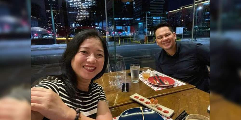 Harlene Bautista celebrates first monthsary with Federico Moreno, son of the late German Moreno