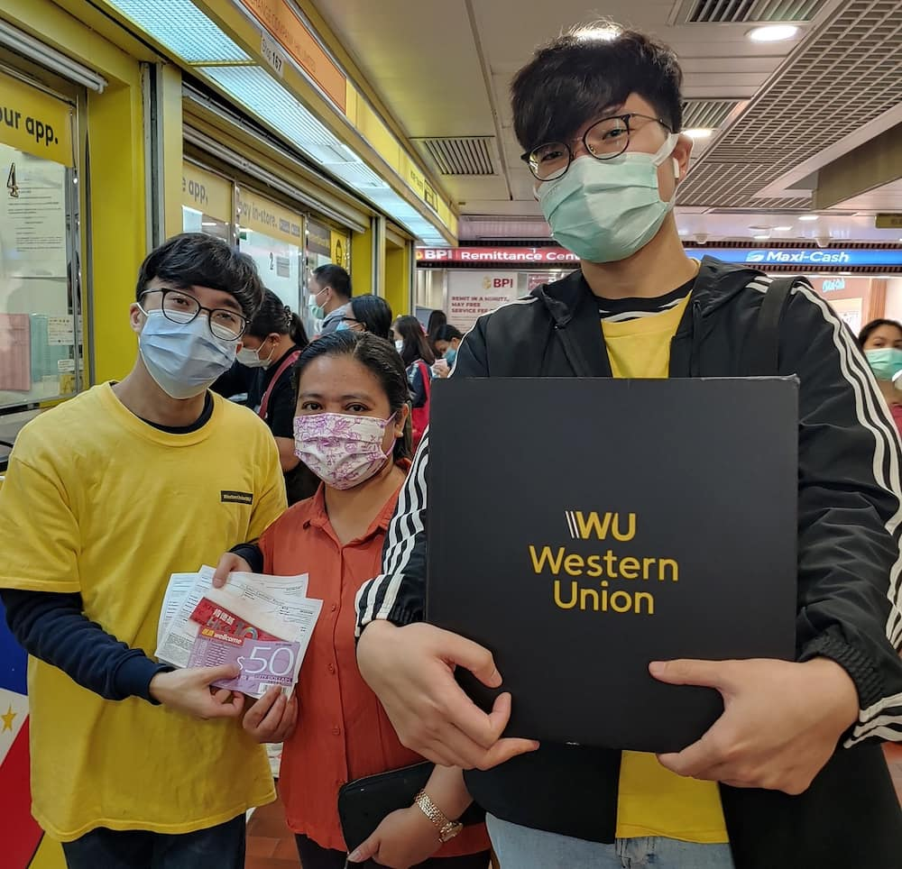 Western Union Philippines