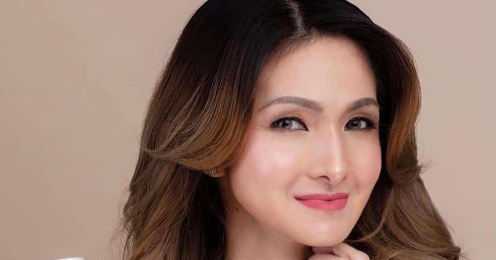 Ynez Veneracion gives birth to daughter Jianna Kyler at 40