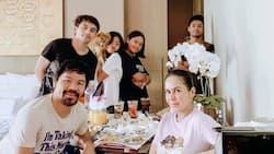 Pamilya Pacquiao, kinagiliwan dahil sa kanilang pagiging simple