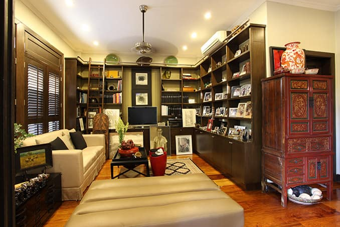 A sneak peek into Grace Poe's modern home and former US house
