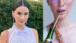 "Heart Evangelista's straw stuns netizens: ""Yayamanin pati straw"""