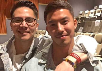 Boom Labrusca finally speaks up on the airport controversy involving his son Tony