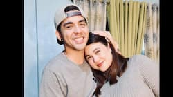 Mark Herras lauds Nicole Donesa's bravery during delivery of their baby