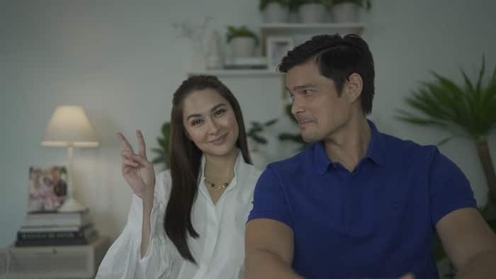 Dingdong Dantes' 'kilig' post for wife Marian Rivera delights netizens and celebs