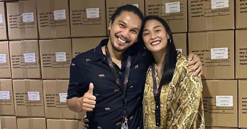 Lovely Abella & Benj Manalo, ipinakita ang pinaghirapan nilang bagong bahay