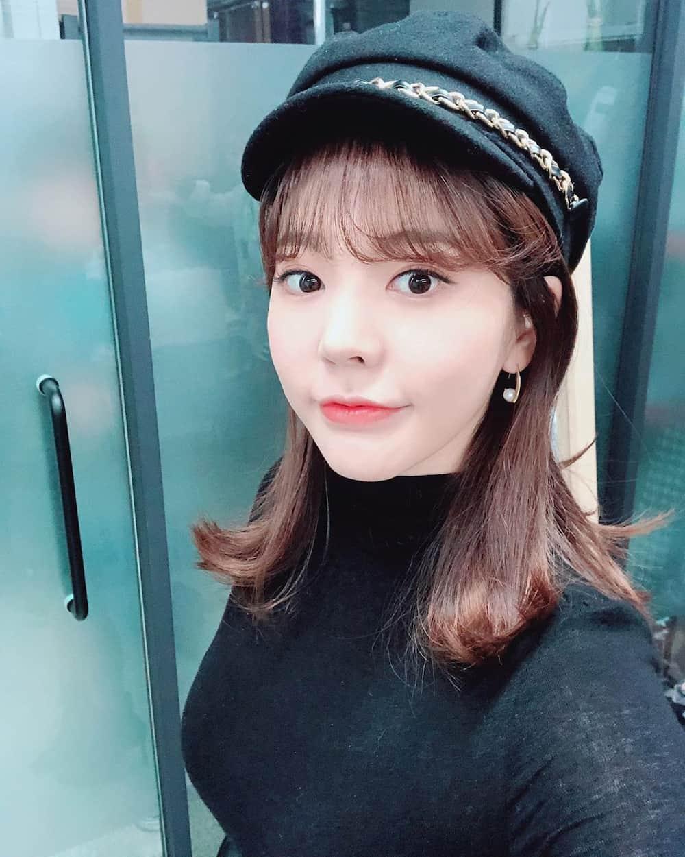 Height yoona snsd SNSD's YoonA