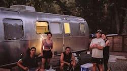 Bea Alonzo, Dominique Roque, nag-camping sa Yosemite National Park