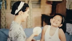 """Meryll Soriano shares favorite photo with Maricel Soriano; calls it """"polvo moments"""""""