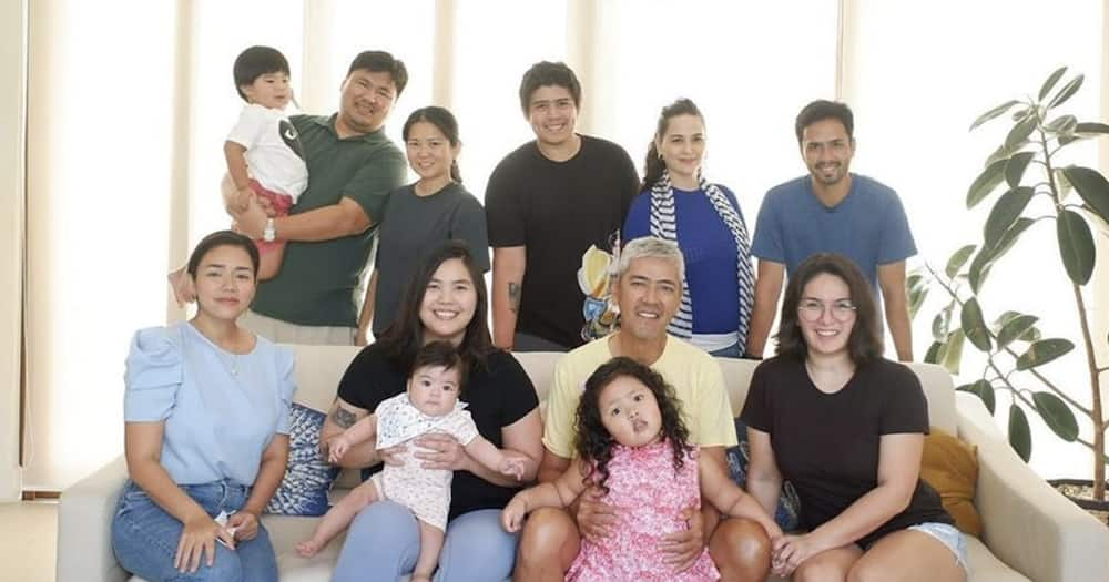 The Sotto family goes on a grand and fun vacation in Baguio City
