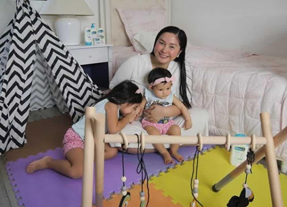 Mariel Padilla tries to be a 'kasambahay' for one day; video goes viral