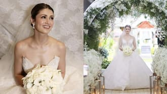 Photos of Carla Abellana as a stunning bride on her wedding day goes viral