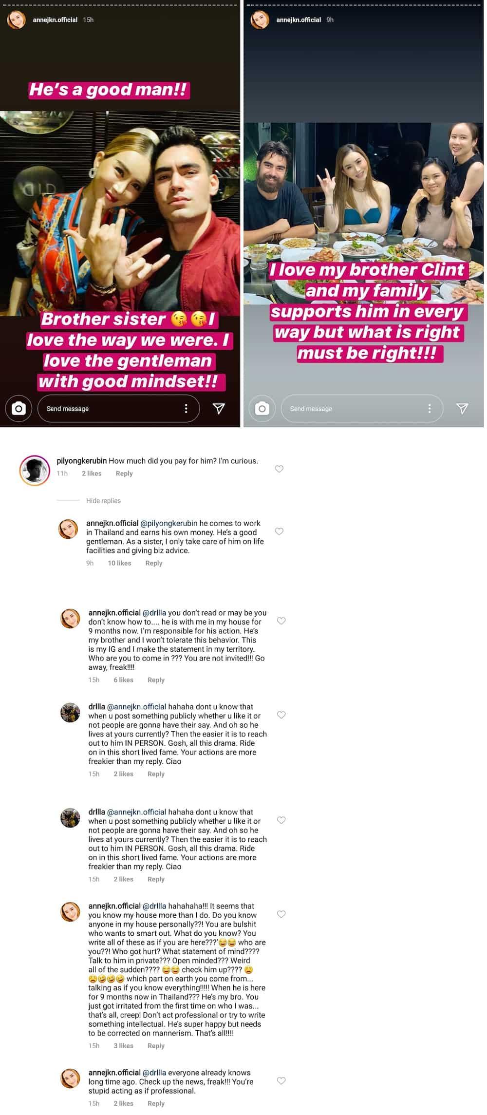 Thai trans woman explains her deep connection to Clint Bondad & his behavior