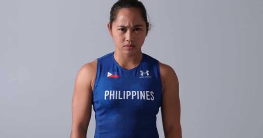 Doc Adam, pinakita ang lakas sa weightlifting bilang tribute kay Hidilyn Diaz