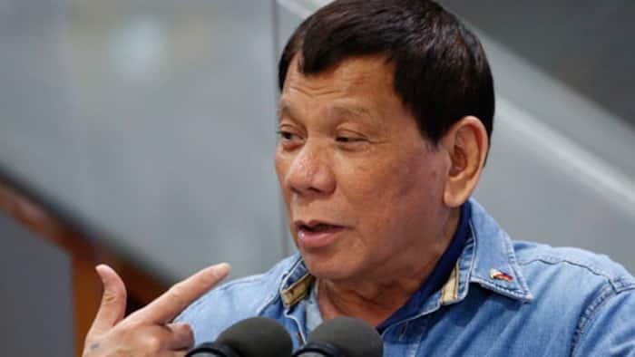 """President Duterte, hindi raw makikipag-away sa China: """"May utang na loob kami. Malaki ang utang na loob"""""""