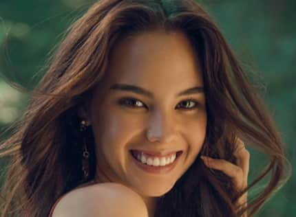 Catriona Gray gives an update on her first TV appearance in 2019 as Miss Universe