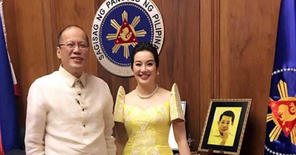 Mga labi ni Noynoy Aquino, inilabas na mula sa Capitol Medical Center