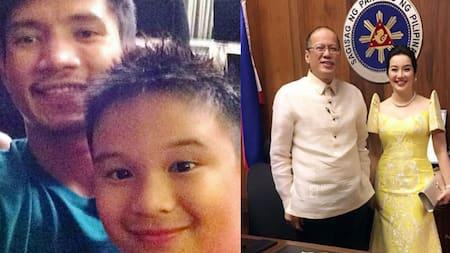 "James Yap, nag-post ng pasasalamat sa yumaong PNoy: ""Thank you for being nice to me"""