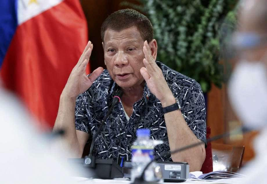 Pres. Duterte orders investigation as he threatens to shut down J&T Express