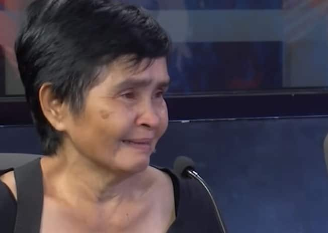 Kren Austria and sibling leave Nanay Magdalena alone; did not even bother to visit their father's wake