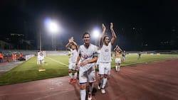 PH Azkals kick off historic win against Singapore in Suzuki Cup