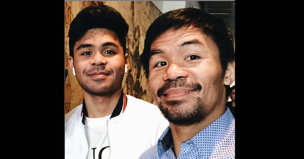 Michael Pacquiao thanks fans after hitting 1 million streams on Spotify