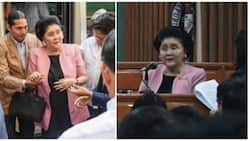 Sandiganbayan temporarily sets Imelda Marcos free while deciding on her post-conviction bail
