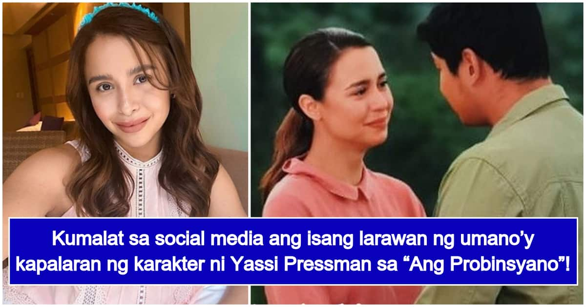 Leaked photo exposes alleged fate of Yassi Pressman in 'Ang Probinsyano'