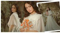 Angelina Cruz, agaw-pansin sa kanyang napakagandang pre-debut photoshoot
