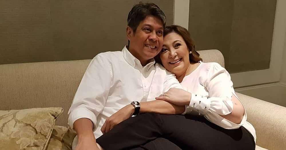 """Sharon Cuneta, nagbigay ng madamdaming birthday greeting kay Sen. Kiko Pangilinan: """"With all my wawa heart"""""""