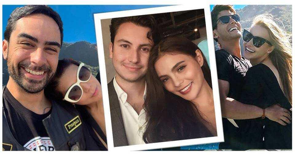 Ay ay ay pag-ibig, nakakakilig! 5 Pinoy celebrities na spotted ang umaapaw na kiligan sa socmed