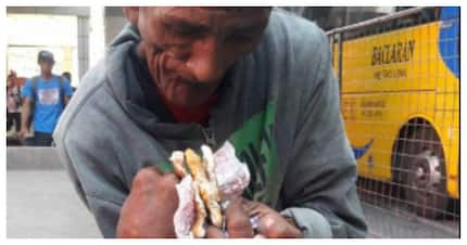 Netizen, nanawagan para sa palaboy na na-stroke na pinagmamalupitan raw ng mga badjao